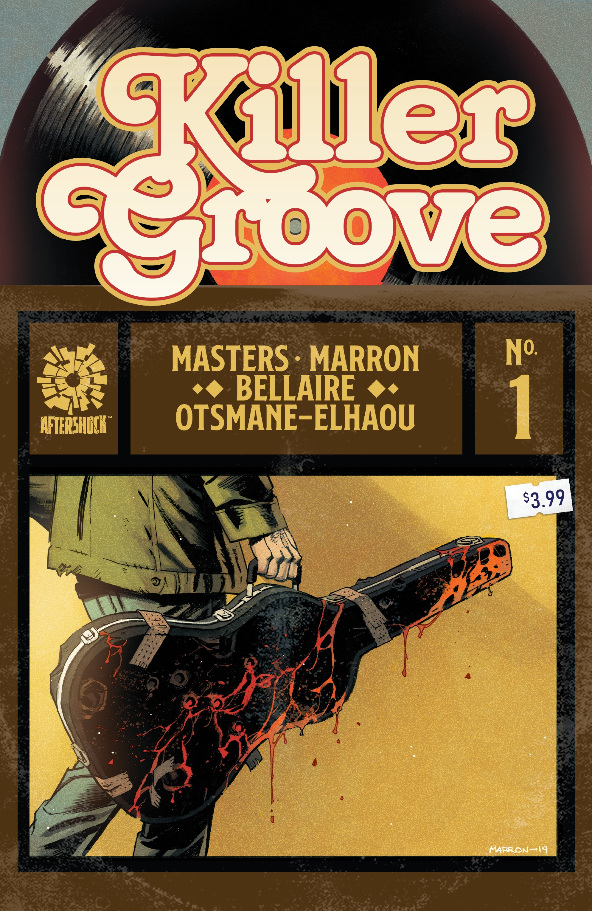 Killer Groove (2019-): Chapter 1 - Page 1