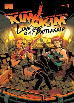 Kim & Kim: Love Is A Battlefield (2017)