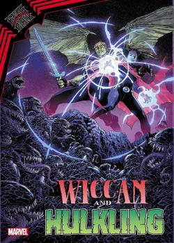 King In Black: Wiccan And Hulking (2021-)