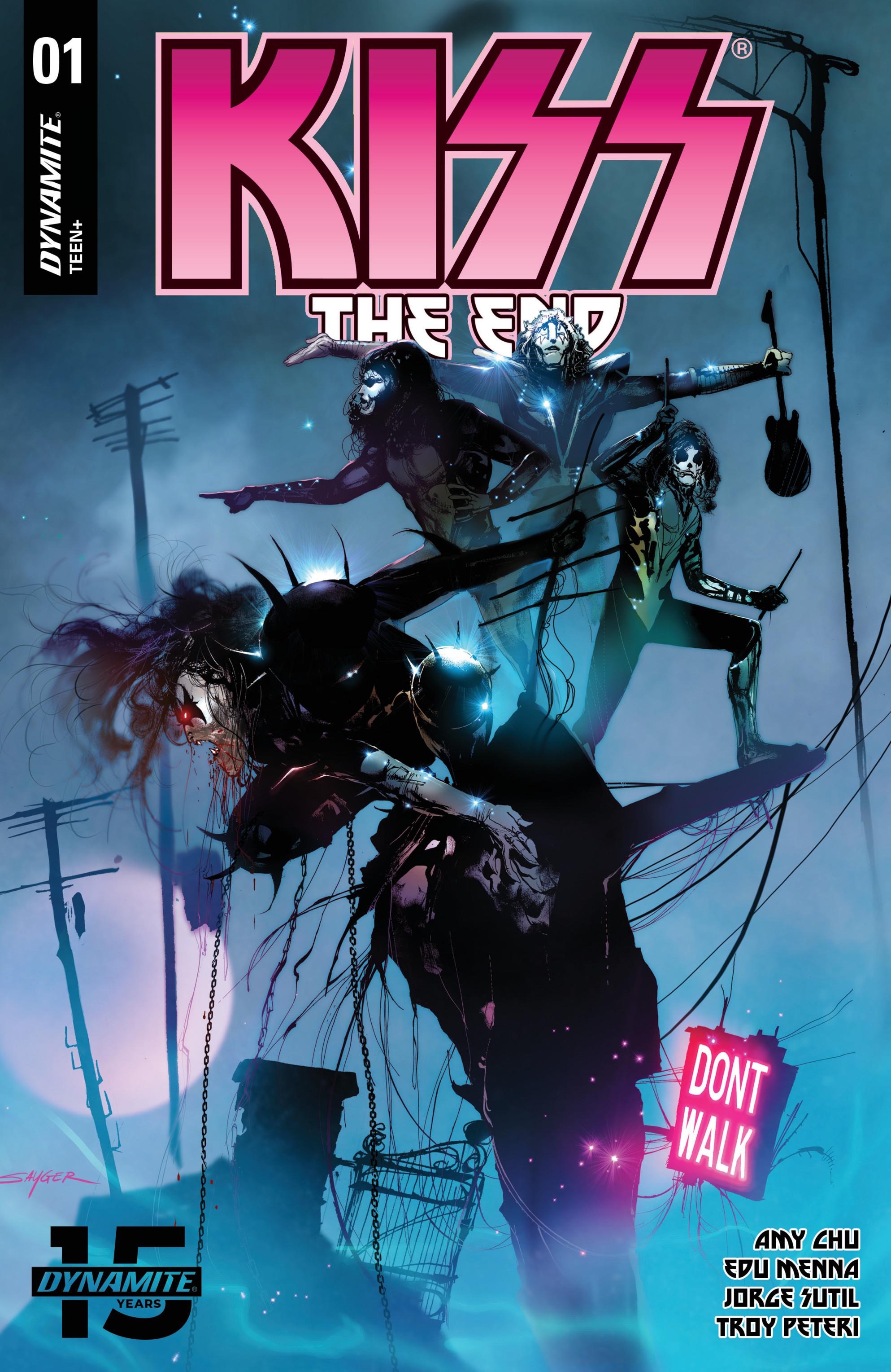 吻:结束(2019-): Chapter 1 - Page 吻:结束(2019-)