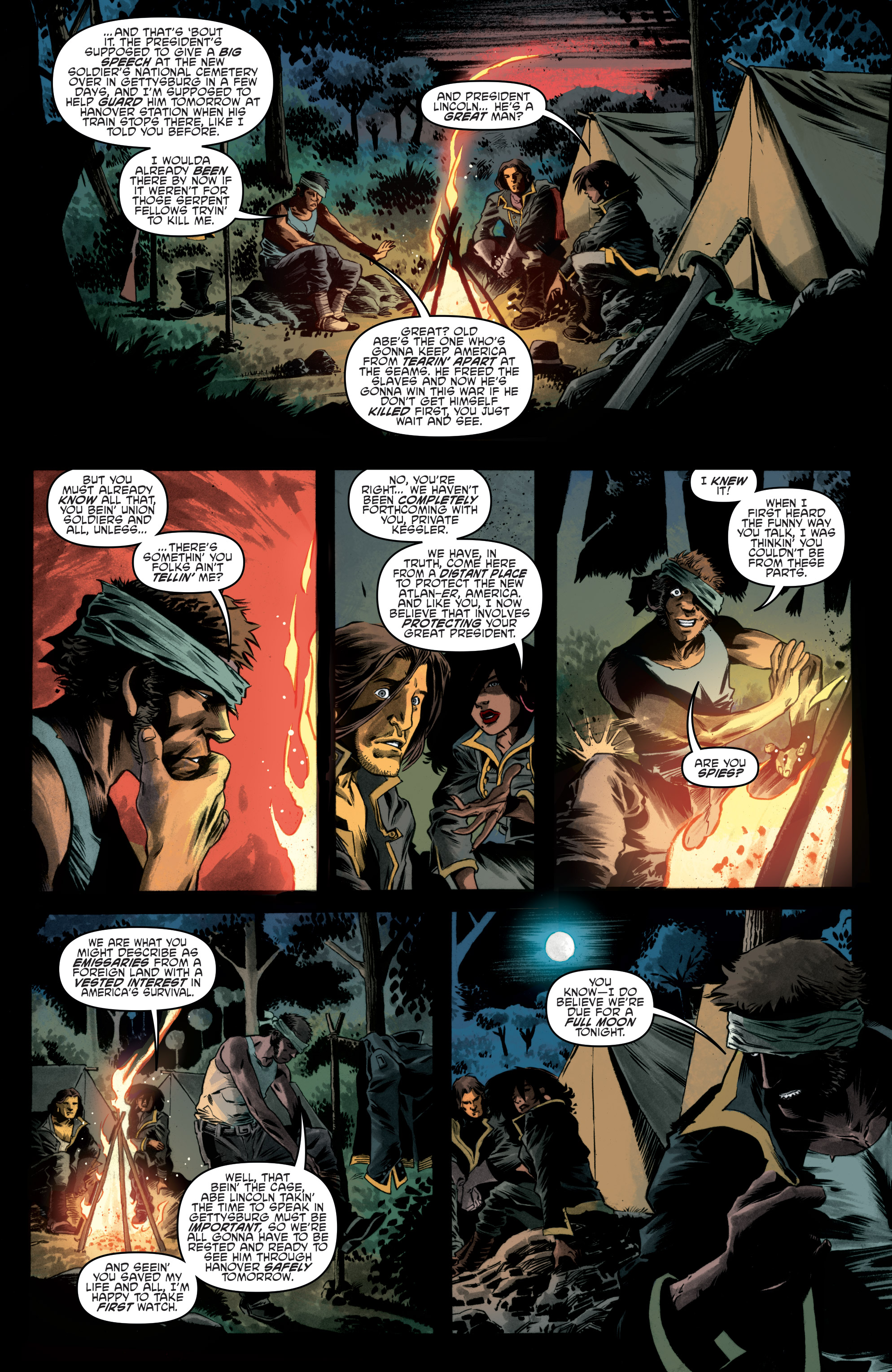 Kull Eternal (2017): Chapter 3 - Page Kull Eternal (2017)
