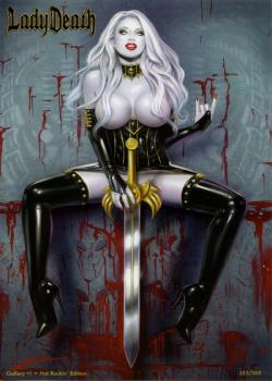 Lady Death Gallery (2019)
