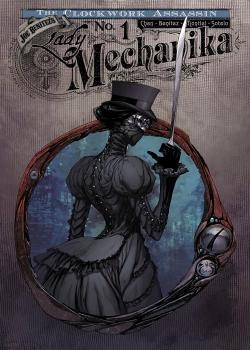 Lady Mechanika: The Clockwork Assassin (2017)