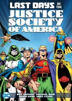 Last Days of the Justice Society of America (2017)