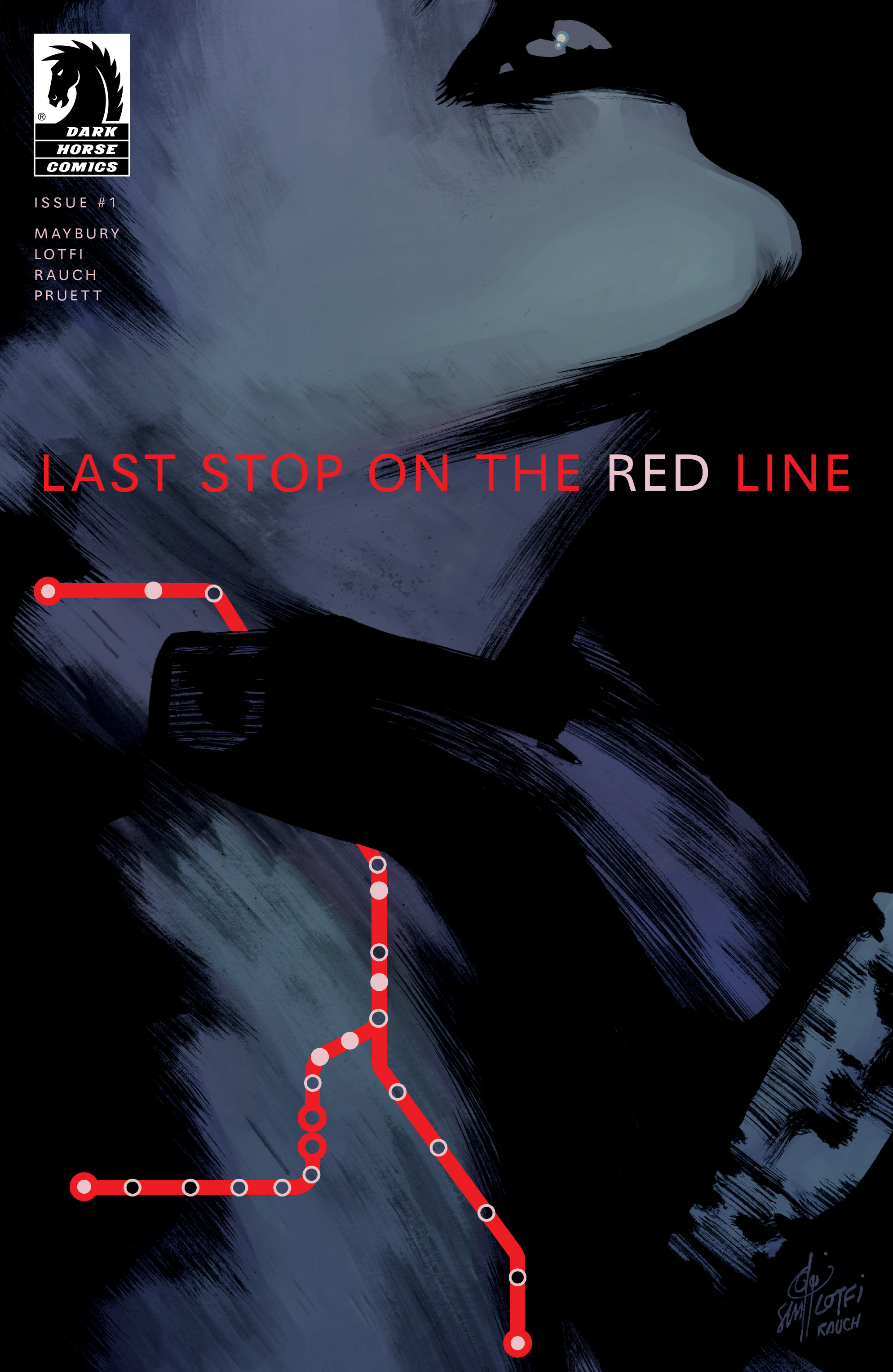 Last Stop on the Red Line (2019-): Chapter 1 - Page 1