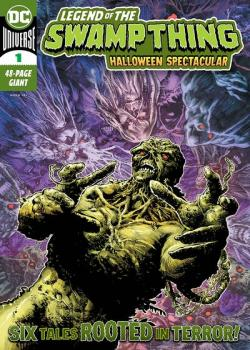 Legend of the Swamp Thing: Halloween Spectacular (2020)