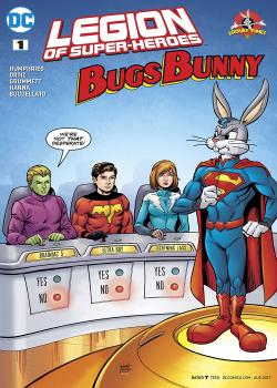 Legion of Super Heroes/Bugs Bunny Special (2017-)