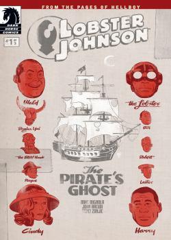 龙虾约翰逊:海盗的幽灵(2017)