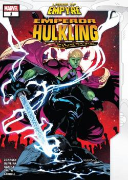 Lords Of Empyre: Emperor Hulkling (2020)