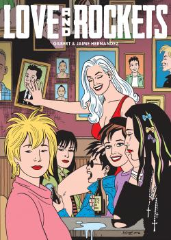 Love and Rockets (2016-)