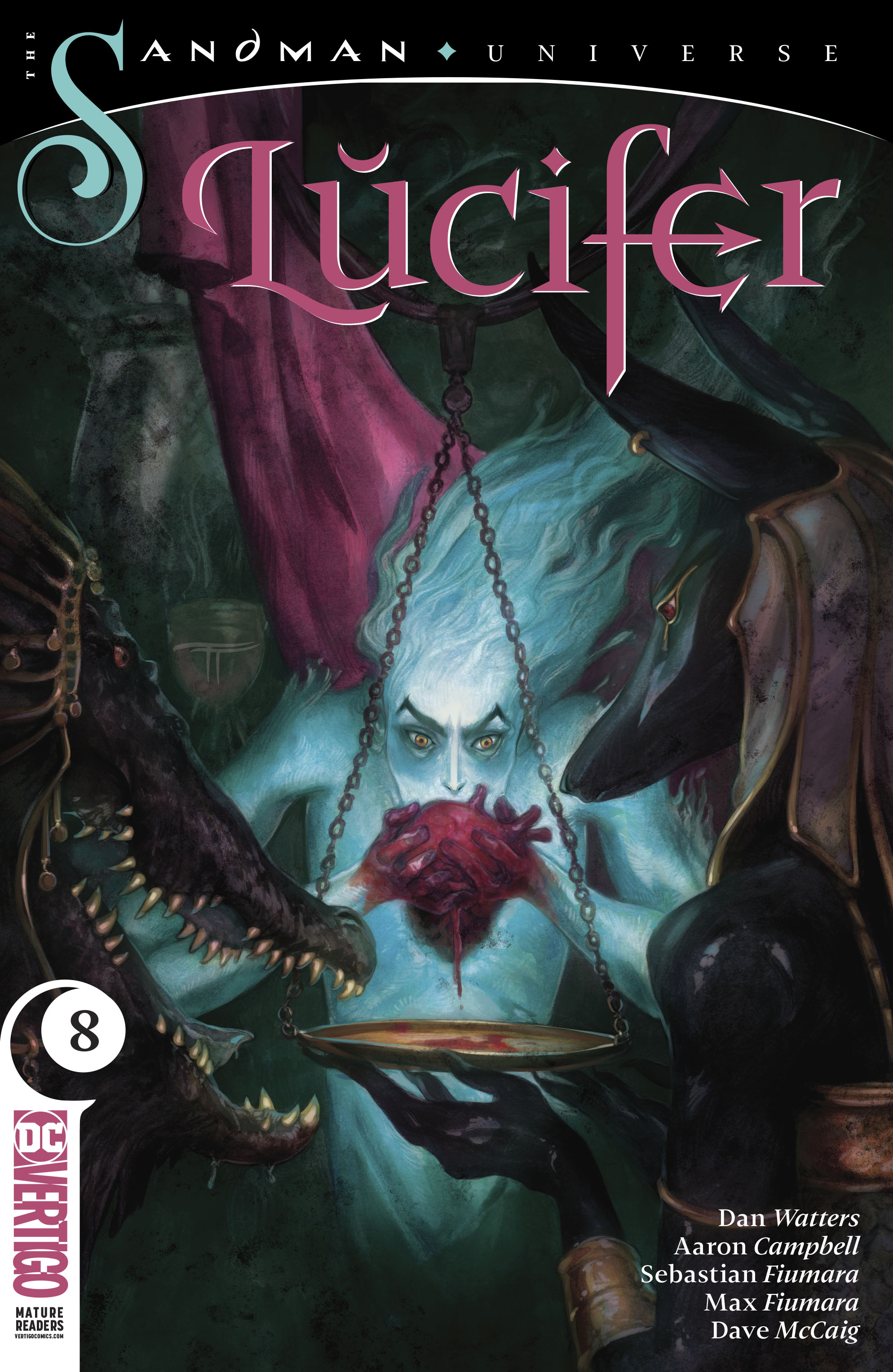 Lucifer (2018-): Chapter 8 - Page 1