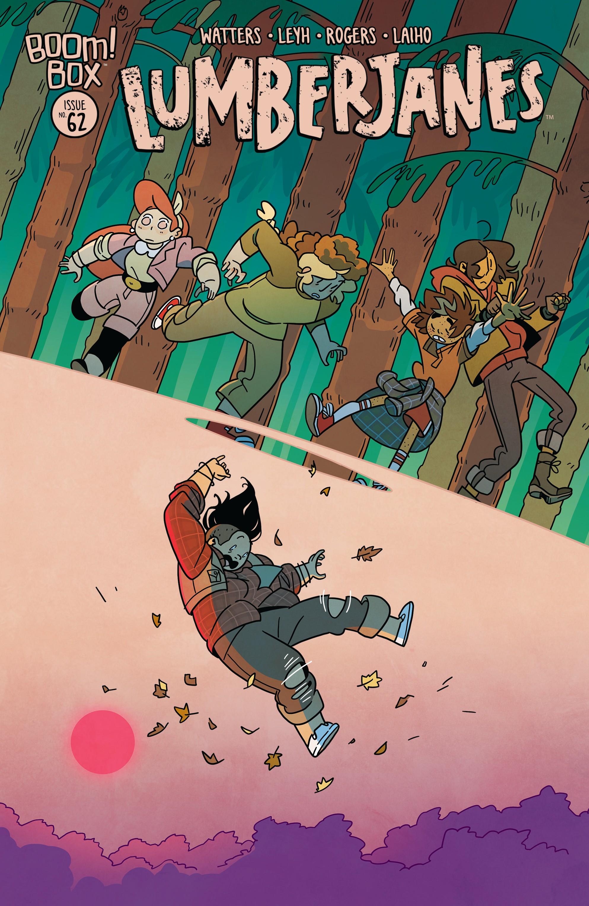 Lumberjanes (2014-): Chapter 62 - Page 1