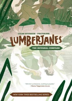 Lumberjanes: The Infernal Compass (2018)