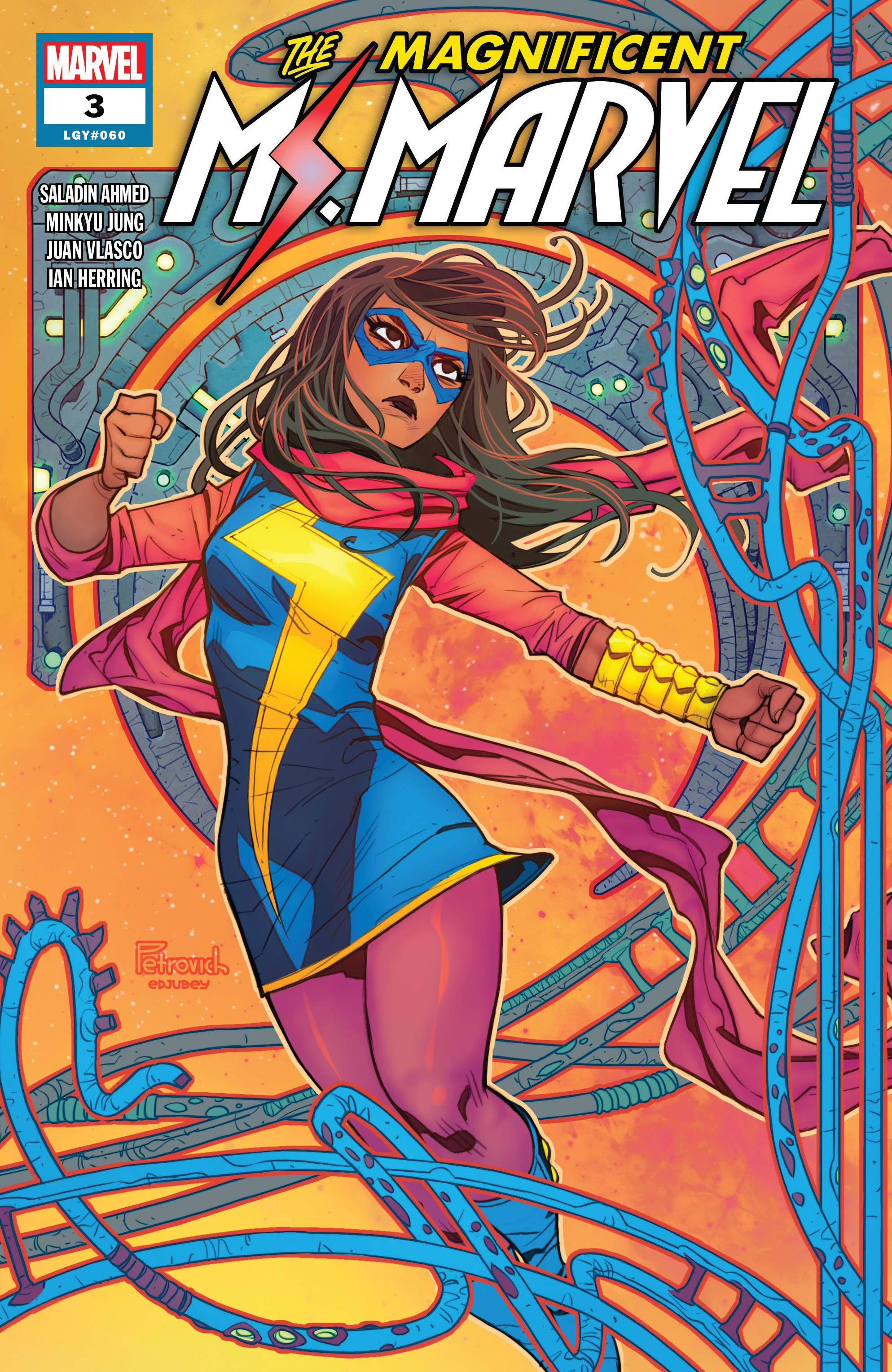 Magnificent Ms. Marvel (2019-): Chapter 3 - Page 1