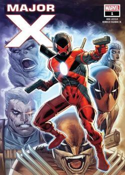Major X (2019-)