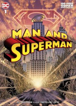 Man and Superman 100-Page Super Spectacular (2019)