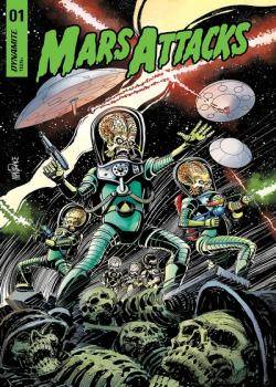 Mars Attacks (2018-)