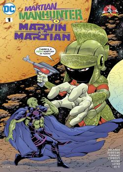 Martian Manhunter/Marvin the Martian Special (2017)