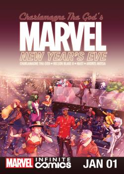 Marvel New Year's Eve Special Infinite Comic (2017)