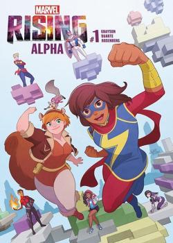 Marvel Rising: Alpha (2018-)