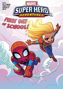 Marvel Super Hero Adventures: Capitaine Marvel - Premier jour d