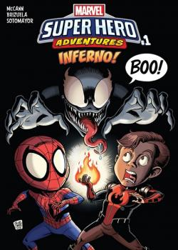 Marvel Super Hero Adventures: Inferno (2018)