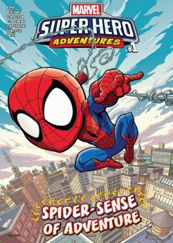 Marvel Super Hero Adventures: Spider-Man – Spider-Sense Of Adventure (2019)