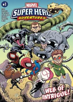 Marvel Super Hero Adventures: Spider-Man – Web Of Intrigue (2019)