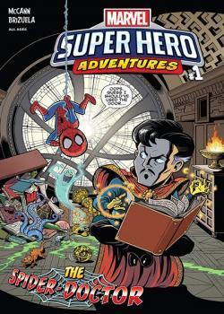 Marvel Super Hero Adventures: The Spider-Doctor (2018)