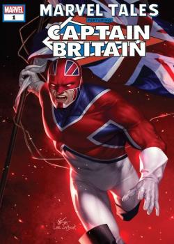 Marvel Tales: Captain Britain (2020)