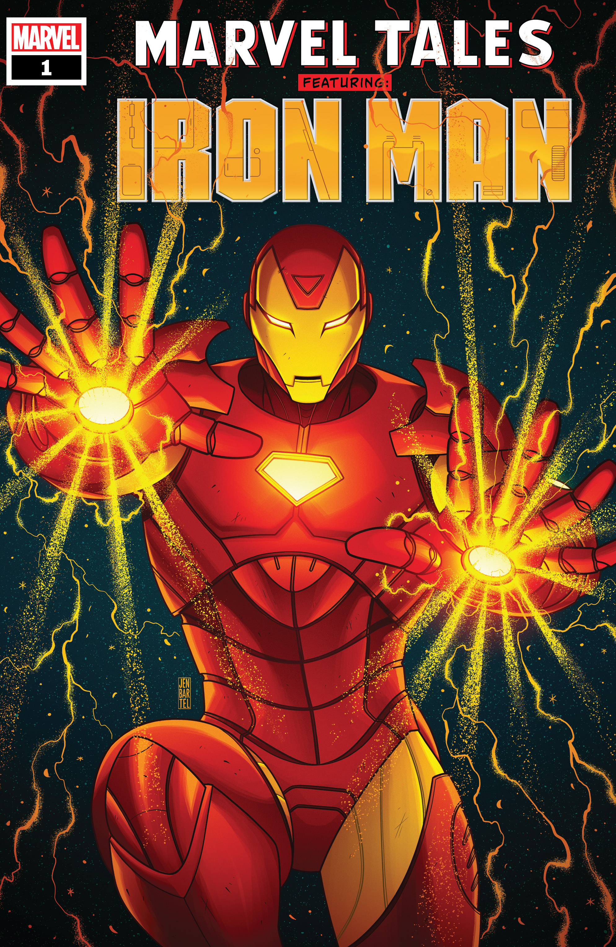 Marvel Tales: Iron Man (2019): Chapter 1 - Page 1