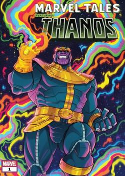 Marvel Tales: Thanos (2019)