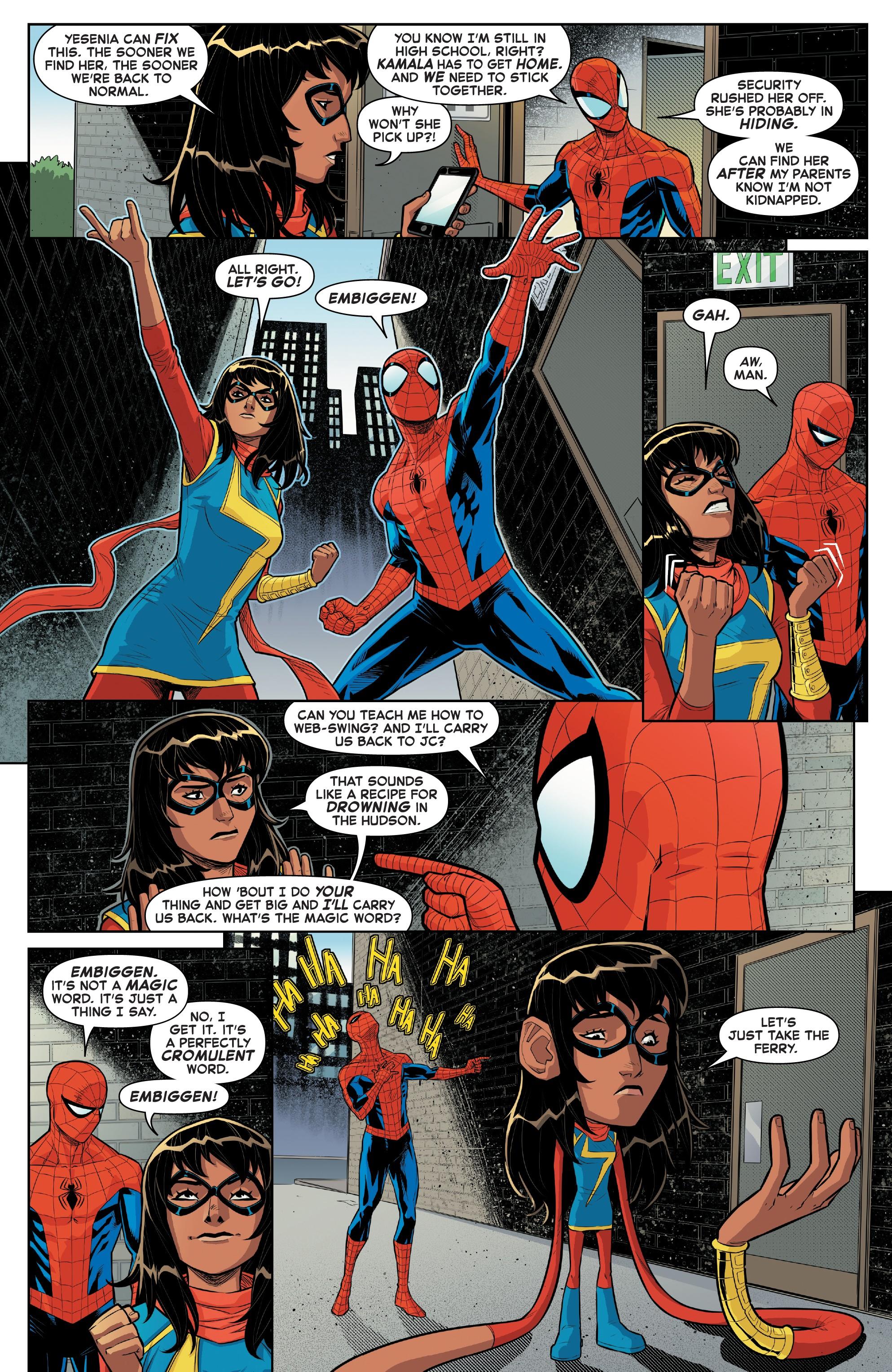 Marvel Team-Up(2019-): Chapter 2 - Page Marvel Team-Up(2019-)