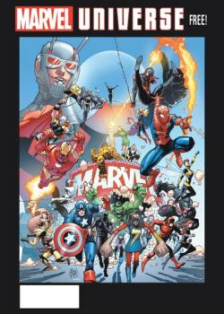 Marvel Universe Fall 2019 Magazine (2019)