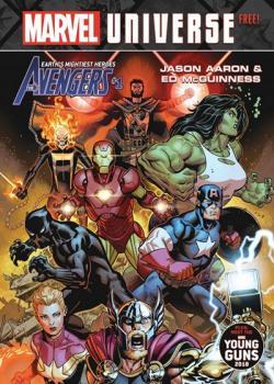 Marvel Universe Magazine (2018-)