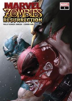 Marvel Zombies: Resurrection (2019)