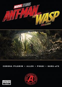 Marvel's Ant-Man and the Wasp Prelude (2018-)