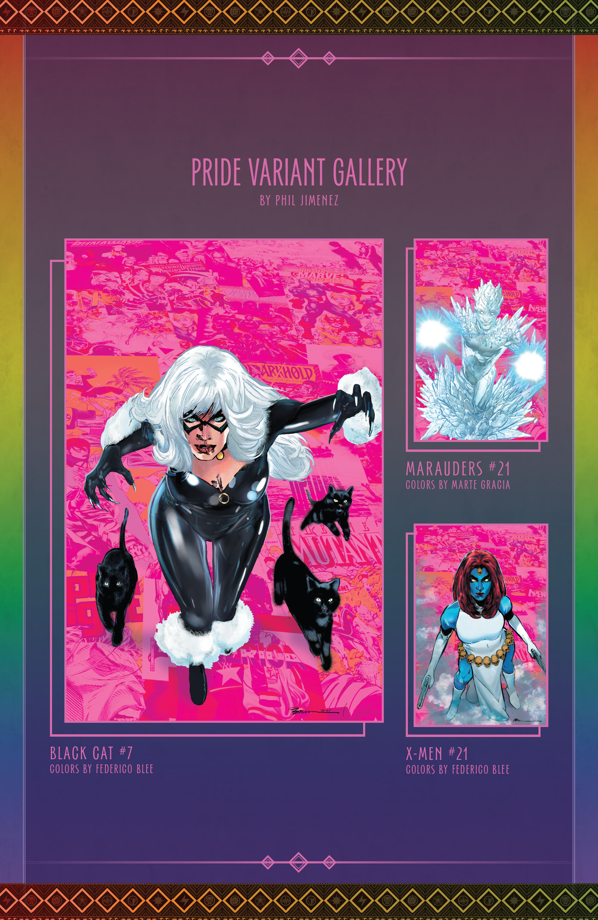 Marvels Voices: Pride (2021-) Chapter 1 - Page 1