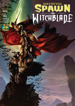 Medieval Spawn and Witchblade (2018-)