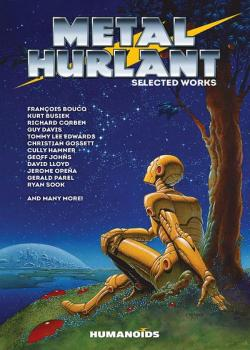 Metal Hurlant: Selected Works (2020)