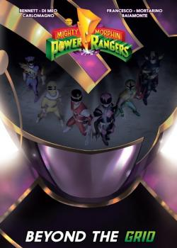 Mighty Morphin Power Rangers: Beyond the Grid (2020)