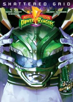 Mighty Morphin Power Rangers: Shattered Grid (2019)