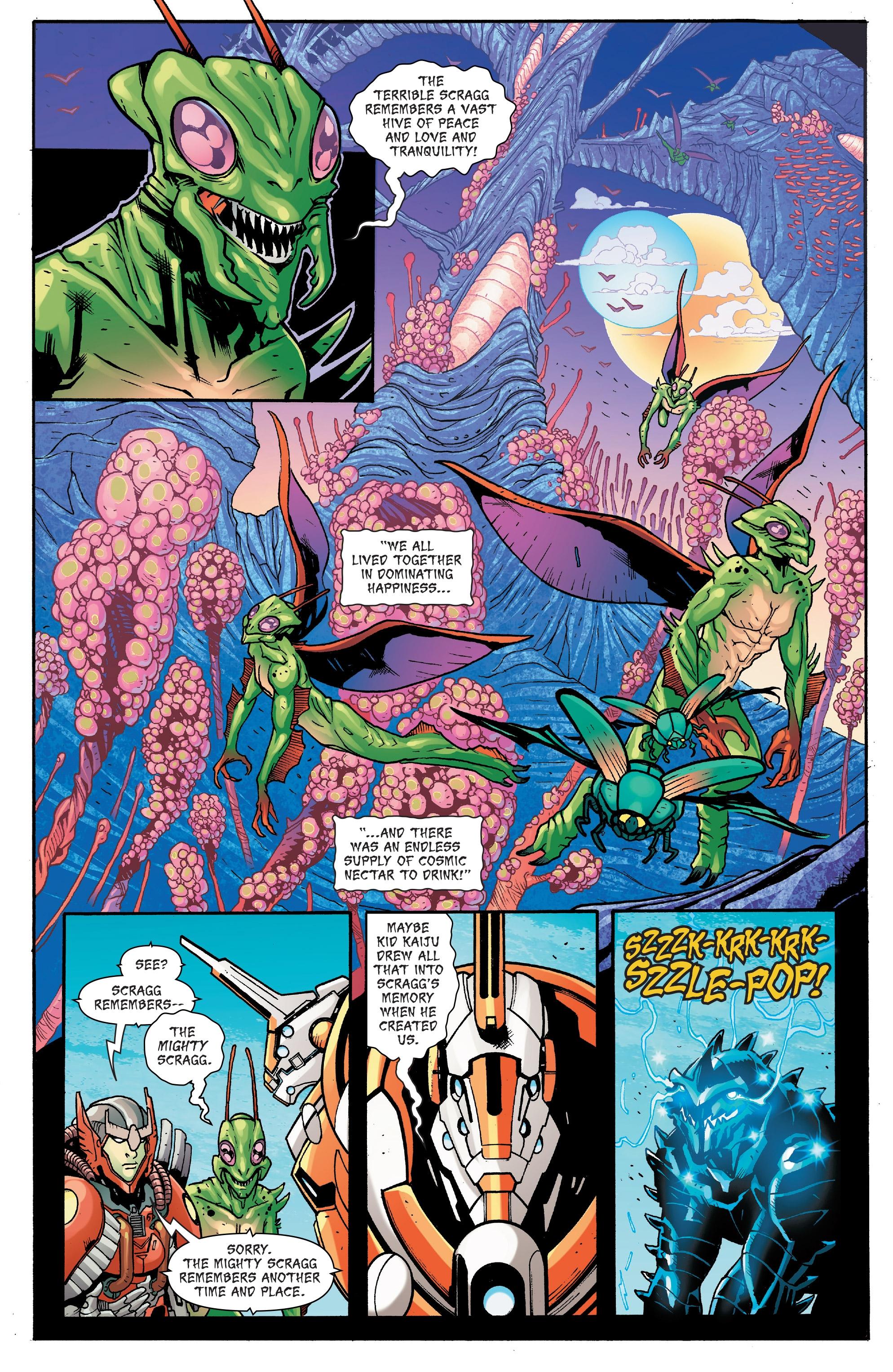 怪物释放(2017): Chapter 6 - Page 怪物释放(2017)