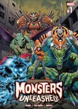 Monsters Unleashed Vol. 2 (2017)