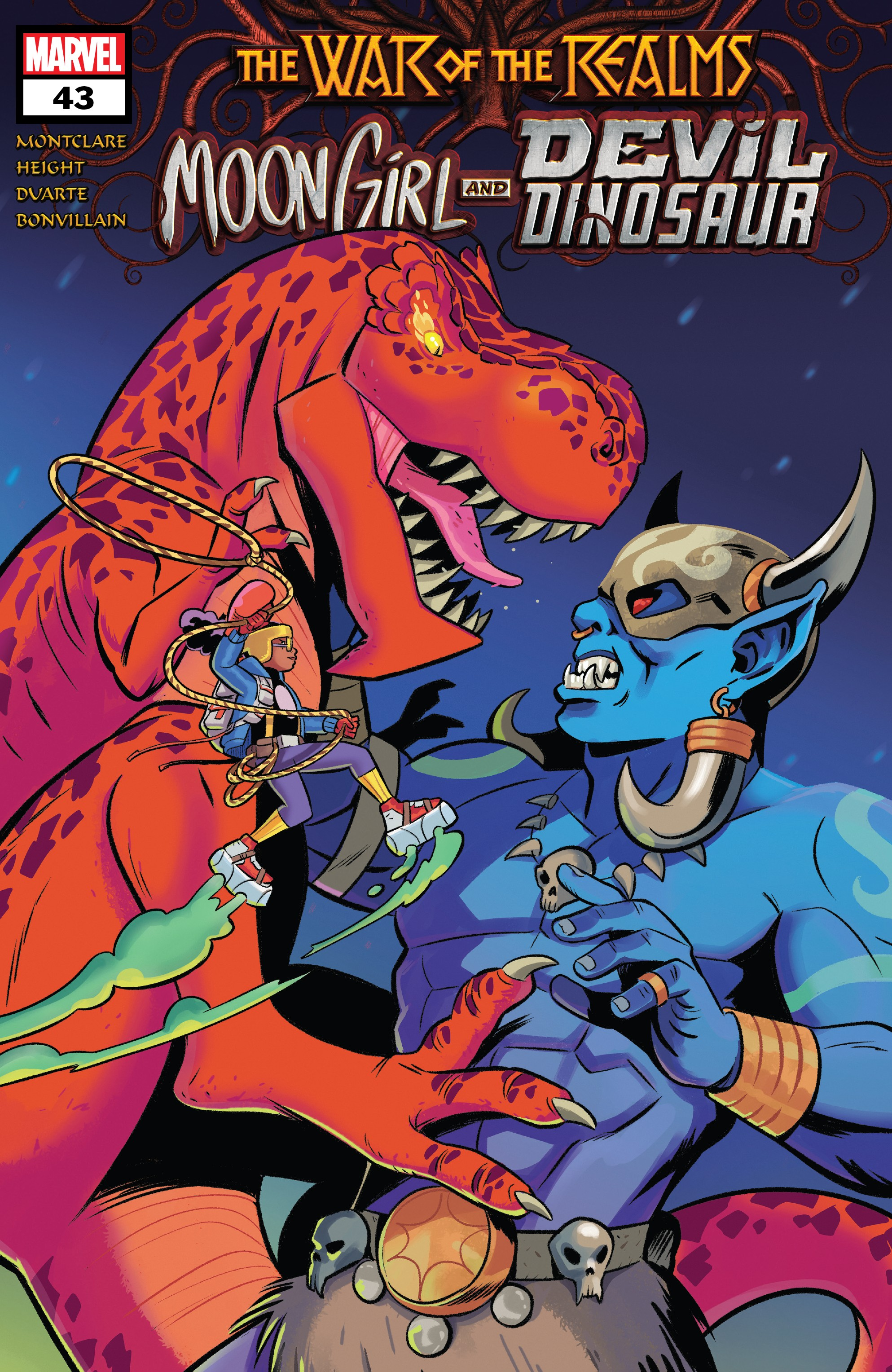 Moon Girl and Devil Dinosaur (2015-): Chapter 43 - Page 1