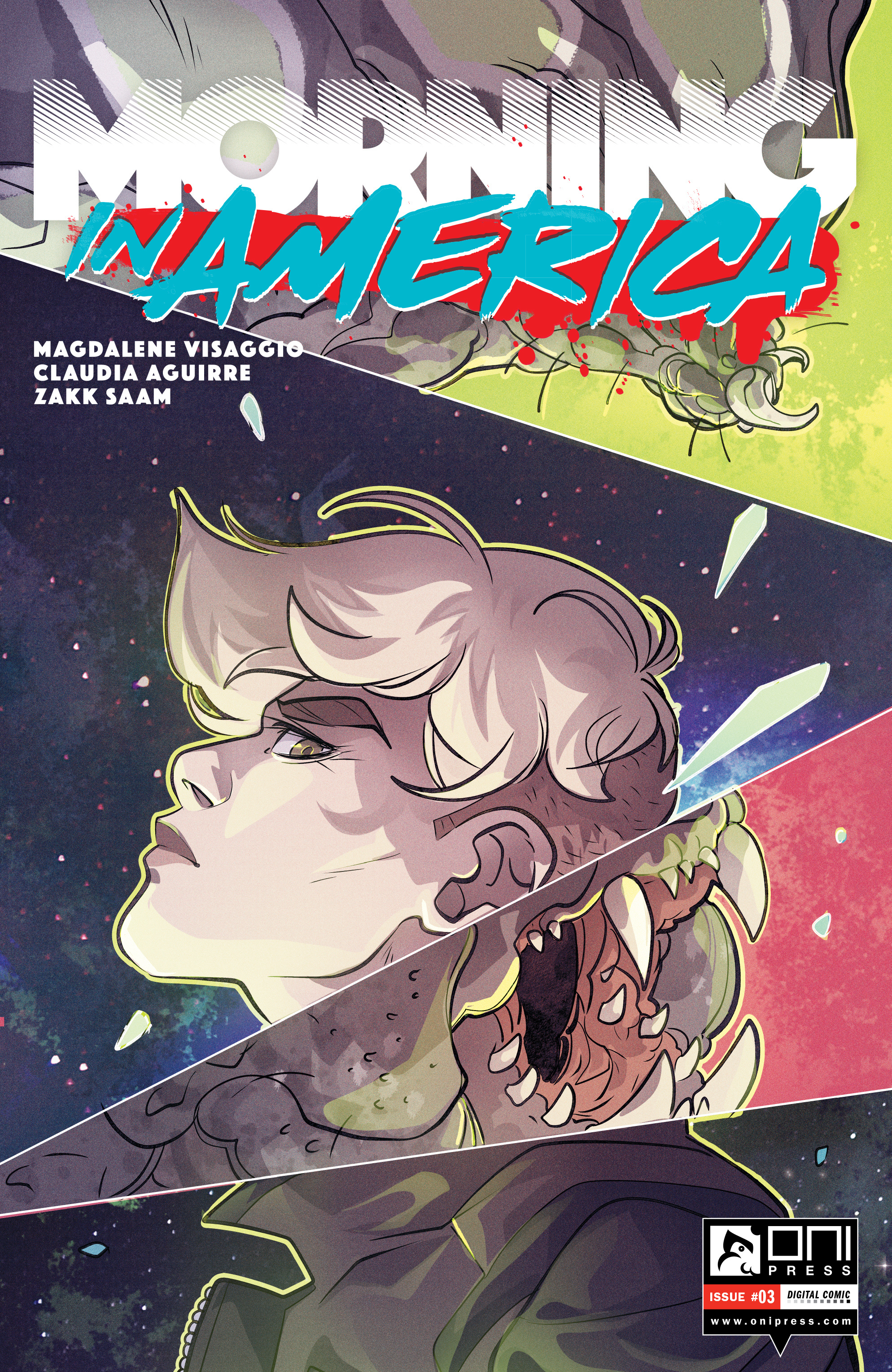 Morning in America (2019-): Chapter 3 - Page 1