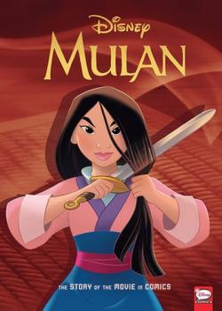 Mulan: The Story of the Movie in Comics (2020)