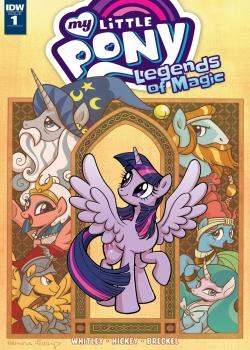 My Little Pony: Legends of Magic (2017)