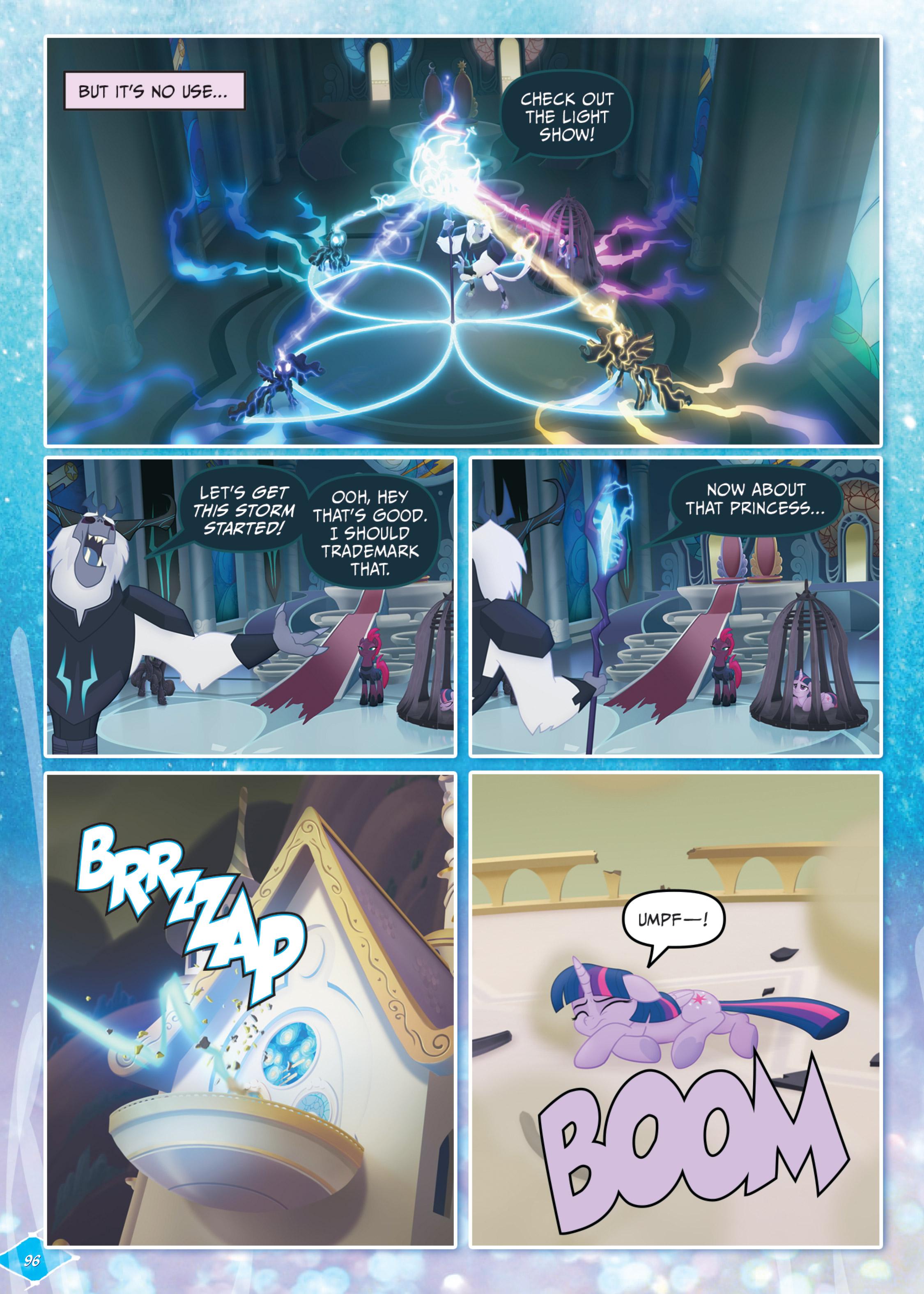 我的小马:电影改编(2017): Chapter 1 - Page 我的小马:电影改编(2017)