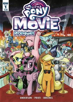 My Little Pony: The Movie Prequel (2017)